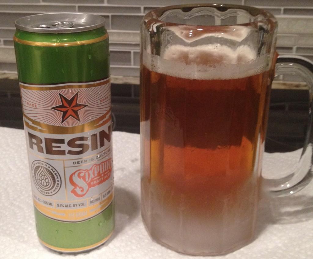 Resin Beer