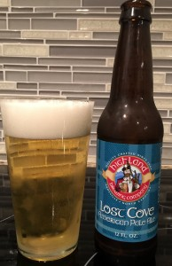 Lost cost American Pale Ale by Highland Brewing Company