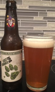 Last Change IPA by Weyerbacher brewery