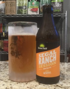 Segal Ranch Session IPA by Green Flash